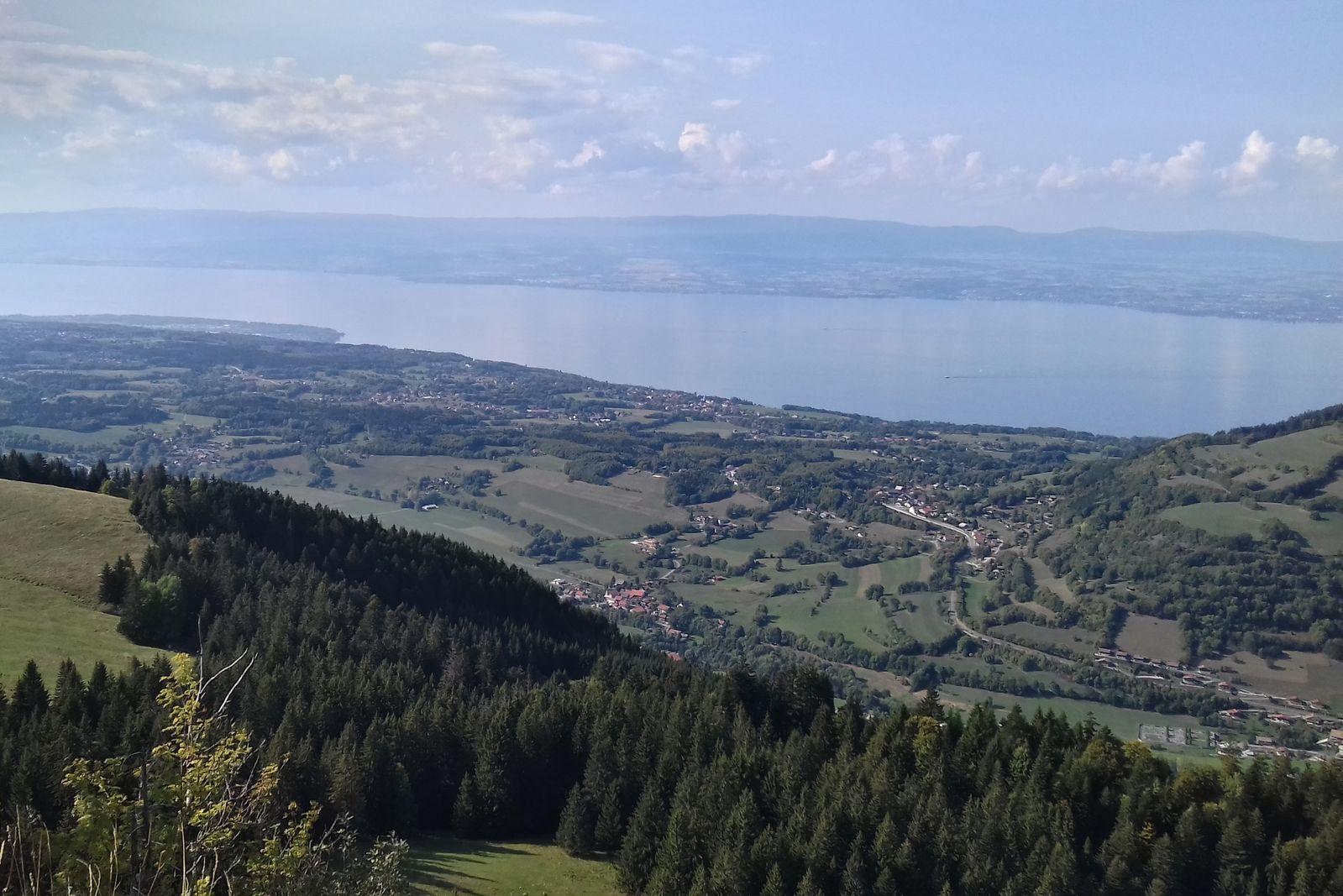 vue sur le leman depuis le mont baron_1